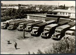 D0145 - LKW Fahrzeug Transporter Tankwagen - Foto - Vrachtwagens En LGV