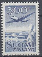 +M922. Finland 1958. Airplane. Michel 488. MNH(**) - Neufs