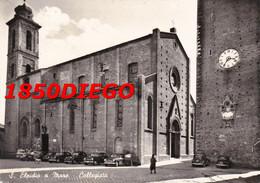 S. ELPIDIO A MARE - COLLEGIATA F/GRANDE VIAGGIATA 1956 - Ascoli Piceno