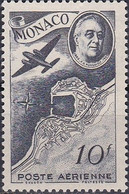 Monaco Poste Aérienne 1946 YT 20 Neuf - Aéreo