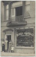Knokke - Fotokaart - Winkel - Denrées Coloniales - Epicerie De La Plage - L. Vandenschrieck - Knokke