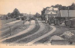 ALENCON - Intérieur De La Gare - Alencon