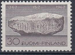 +M954. Finland 1962. Morastone. Michel 546. MNH(**) - Ungebraucht