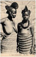 AFRIQUE - Types Femmes Foula (seins Nus) - Andere