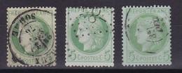 D228 / LOT CERES N° 53 OBL COTE 30€ - 1871-1875 Cérès