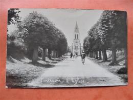 Carte Photo - TORTERON L'Eglise - Rare Perspoective !!!!!!!! - Sonstige Gemeinden