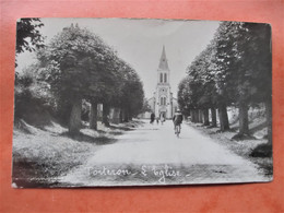 Carte Photo - TORTERON L'Eglise - Rare Perspoective !!!!!!!! - Other Municipalities