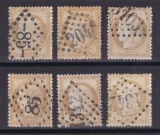 D228 / LOT CERES N° 55 OBL COTE 30€ - 1871-1875 Cérès