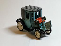 Très Belle Voiture Miniature VOITURE PEUGEOT COUPE 1898 RAMI - Altri