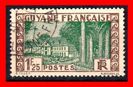 GUAYANE ( FRANCESA ) SELLOS AÑO 1929 PALACIO DE LA GOBERNACIÓN - Nuevos