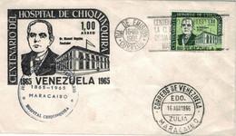 Hospital De Chiquinouira - Maracaibo MANUEL DAGNINO - 1966 Zulia - Medicina