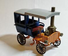 Très Belle Voiture Miniature à Vapeur JMK RAMI SCOTTE 1892 - Altri