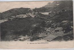 El Salvador Minas De San Sébastian - Salvador