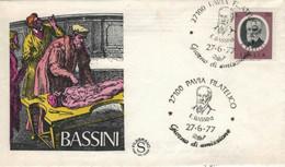 Edoardo Bassini Bedeutender Chirurg Des Ausgehenden 19. Jahrhunderts. - Leistenbruch - Pavia - Medicina