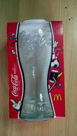 Bicchiere Nuovo Coca Cola - UEFA 2012 Mc. Donald - Verres