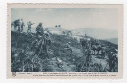 MILITARIA - GUERRE DU RIF 1921-26 - CAMPAGNE DU MAROC - POSTE DE BENI-DERKOUL ,3 MAI 1925 - ENCERCLÉ, SE FIT SAUTER LE - Otras Guerras