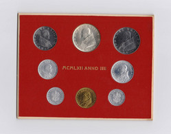 VATICANO (1962 - ANNO IIII) - SET / SERIE COMPLETA Di 8 VALORI - GIOVANNI XXIII / Città Del VATICANO - Vaticano (Ciudad Del)