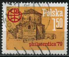 POLAND 1979 - Mi. 2627 O,  Church Of Saint George, Sofia - Chiese E Cattedrali