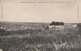 COURCELETTE  -  Emplacement Du Château - Villers Bretonneux