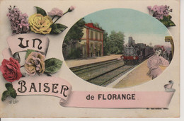 57 - FLORANGE - UN BAISER DE FLORANGE - Sonstige Gemeinden
