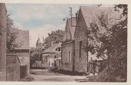 MONTCEAU-LE-NEUF  -  Rue Du Marais - Sonstige Gemeinden