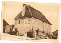 19 - MASSERET - Hôtel Des Voyageurs   5 - Sonstige Gemeinden