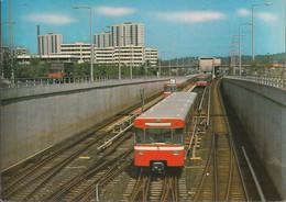 D-90403 Nürnberg - U-Bahn - Metro - Train - Eisenbahn - Railway - Neuselsbrunn - Nuernberg