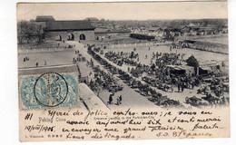 China PEKING -Entrance Leading To The Forbidden-City  PEKIN 1905  ( 2020 Octobre 261- 3) - China
