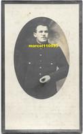 Bonnet Gaston ( Dcd  Fouleng 1925) Soldatuerre 14/18 - Esquela