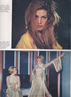 (pagine-pages)DALIDA'+SORELLE KESSLER    Dom.delcorr.1968/01.. - Andere
