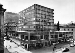 St. Gallen St. Leonhardstrasse - Einkaufszentrum Neumart - Oldtimer Migros  ( 10 X 15 Cm) - - SG St. Gallen