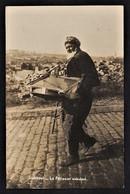 ISTANBUL STAMBOUL LE PATISSIER AMBULANT FOTO ANSICHTSKARTE 1925 - Türkei