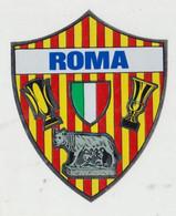 Roma, #  Adesivo  # 12,5 X10 - Zonder Classificatie