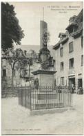 MAURIAC (15) – Monument Aux Combattants 1870-1871. Editeur Germain Malroux, Aurillac, N° 1141. - Mauriac