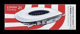 Spain 2020 Mih. 5479 Wanda Metropolitano Football Stadium MNH ** - 2011-... Unused Stamps