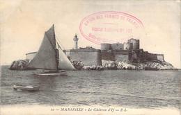 Joli Cachet Franchise Militaire Guerre 1914 Hopital Auxiliaire N°120 Union Des Femmes De France Belle De Mai MARSEILLE - Guerra Del 1914-18
