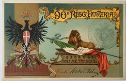 259 Fanteria Da 79 A 100 - Reggimento 90 - Regiments