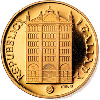 Monnaie, Italie, 50000 Lire, 1996, Rome, FDC, Or, KM:225 - 50 000 Lire