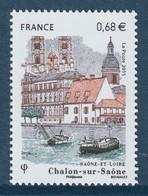 FRANCE 2015 Tourism/Chalon-sur-Saône: Single Stamp UM/MNH - Francia