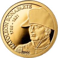 Monnaie, Benin, 1500 Francs CFA, 2011, BE, FDC, Or, KM:New - Benin
