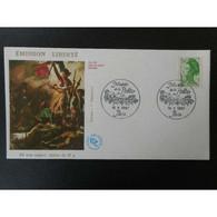 FDC - Enveloppe Premier Jour De 1987 - 1980-1989