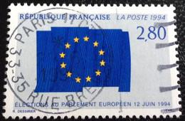 TIMBRES   DE    FRANCE   N° 2860          OBLITÉRÉS  ( LOT: 4509  ) - Gebraucht
