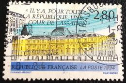 TIMBRES   DE    FRANCE   N° 2886          OBLITÉRÉS  ( LOT: 4533  ) - Usados