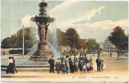 REIMS : EGLISE BARTHOLDI - Reims
