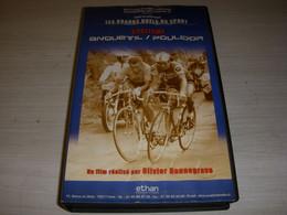 CYCLISME CASSETTE VHS Les GRANDS DUELS Du SPORT ANQUETIL POULIDOR 50mn - Sports
