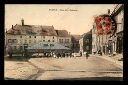 55 - STENAY - PLACE DE LA FONTAINE - EDITEUR GUILLON - VOIR ETAT - Stenay