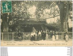 94 SAINT-MAUR. Chalet De La Pie 1910 Restaurant Signeux Quai De La Pie - Saint Maur Des Fosses