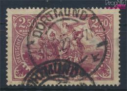 Deutsches Reich 115f Geprüft Gestempelt 1920 Nord Und Süd (9478098 - Usati