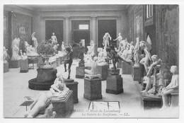 DC 2102 - PARIS - Musée De Luxembourg. La Galerie Des Sculptures. -  LL 680 - Arrondissement: 06