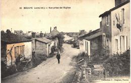 Carte POSTALE Ancienne De   BOUAYE - Bouaye